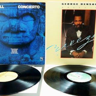 Jim Hall & The graet George Benson- Concierto& Breezin...