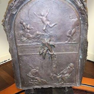 Giacomo Manzù - Studio per la porta della pace e della guerra, prima variante