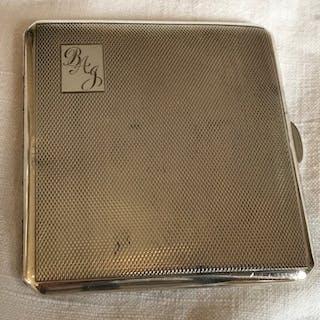 Zigarettenetui - .925 Silber - Frederick Field...