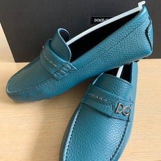 Dolce & Gabbana - Never Used -Leather- Zapatos mocasines PREMIUM - Talla: 39EU
