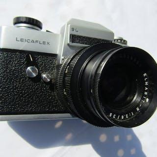Leica Leicaflex SL + Objectif Elmarit R.