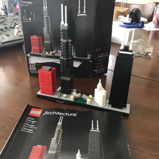 LEGO - Architektur - 21033 - Chicago