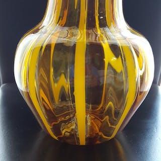 Campanella Livio - Vase (1) - Glas (Buntglas)
