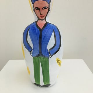 Kosta Boda - Vase (1) - Glas