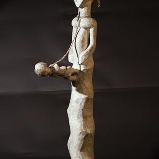 Skulptur - Holz - Adan - Ghana