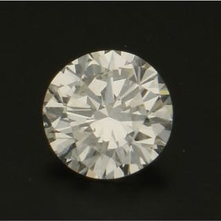 1 pcs Diamond - 1.02 ct - Brilliant - J - VS2