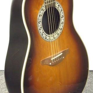 Ovation - 1112 Balladeer - Western guitar - United States of America - 1976
