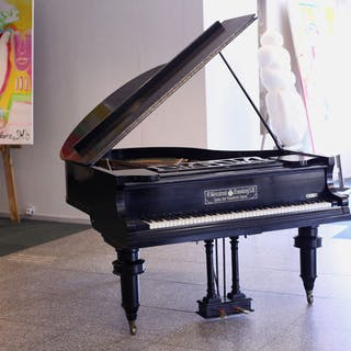 R.Weissbrod Eisenberg S.A. - grandpiano - wing - Germany - 1950