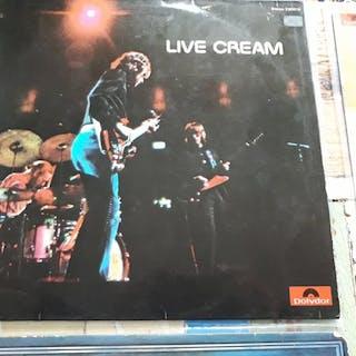 Eric Clapton & Related - Diverse Titel - LP's - 1970/1983