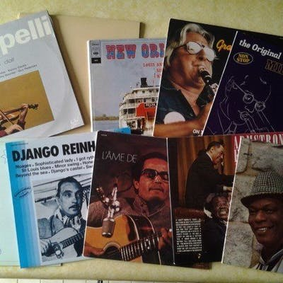 Various Artists/Bands in Jazz - Différents artistes...