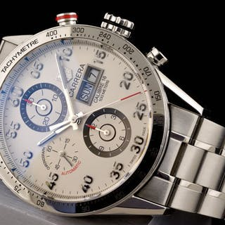 TAG Heuer - Carrera Calibre 16 Chronograph - CV2A11 - Herren - 2011-heute