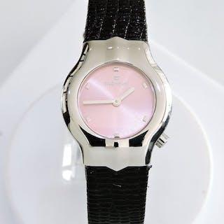 TAG Heuer - Steel Pink Quartz Ladies Watch - Women - 2000-2010