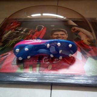 Liverpool- Champions Football League - Steven Gerrard - 2005 - Football Shoes
