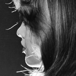 Sam Levin (1904-1992) - Brigitte Bardot, 1956
