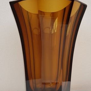 Moser- Vase - Glass