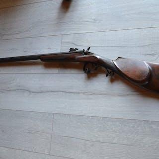 Schweiz - de précision - Rimfire - Karabiner - 6 mm flobert
