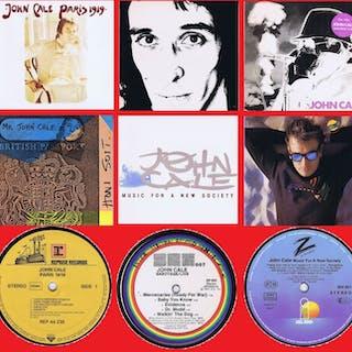 JOHN CALE (of Velvet Underground fame) | 1
