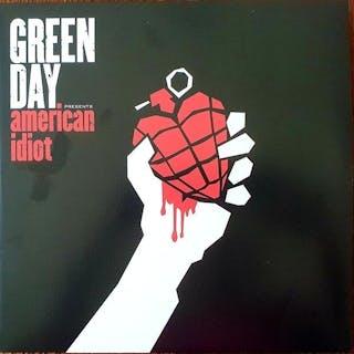 Green Day - Diverse Titel - 3x LP Album (Dreifachalbum)
