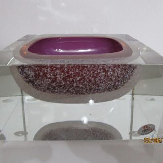 Prince Glas - Prince- Glass object - Glass