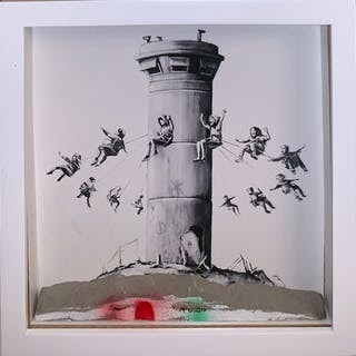 Banksy x The Walled Off Hotel - Box Set