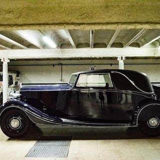 Rolls-Royce - 25/30 Wraith- 1939
