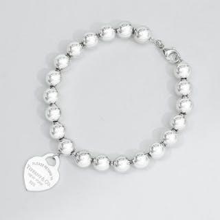 Return to Tiffany Bead BraceletSilver - Bracelet