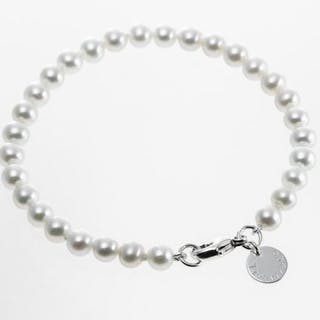 Tiffany & Co. Ziegfeld Collection Pearl BraceletSilver - Bracelet