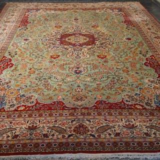 Keshan - Carpet - 404 cm - 274 cm