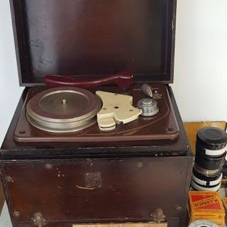 Webster - Wire Recorder - R.R Radio 1940's + viele Kabelaufnahmen