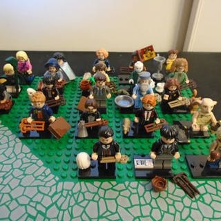 LEGO - Harry Potter - 18 - Figuren