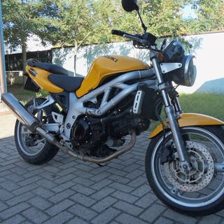 Suzuki - SV - 650 cc - 1999