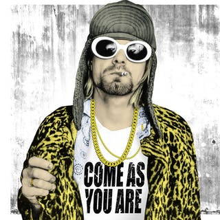 Mr Sly - Come as you are (Kurt Cobain)