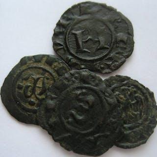 Italien - Königreich Sizilien - Re Manfredi 1258-1296