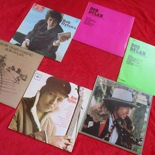 Bob Dylan - 6 Beautiful Bob Dylan Albums - Diverse Titel - LP's - 1967/1982