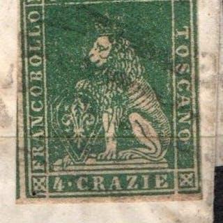 Toscana 1858 - 4 cr