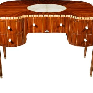 Desk, Art Deco Style