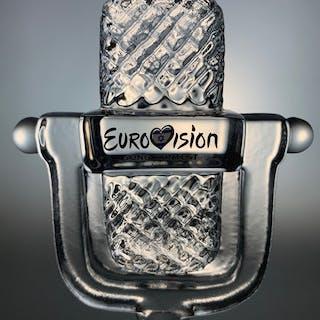 Kosta Boda - Eurovision Song Contest Kjell Engman - Kristall