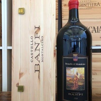 2014 Banfi Brunello di Montalcino - Toscana - 1 Imperial (6,0 L)