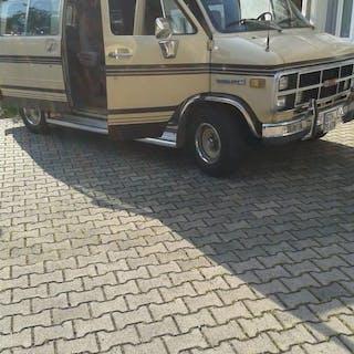 GMC - VANDURA - BUS, 4,9 Li,Automatik, Fensterbus, - 1984