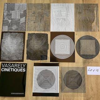 Victor Vasarely - Cinétique