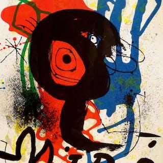 Joan Miró - GALERIE MAEGHT