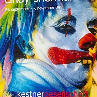 Cindy Sherman - 'Clowns', Kestner-Gesellschaft, Hannover 2004 (signed)