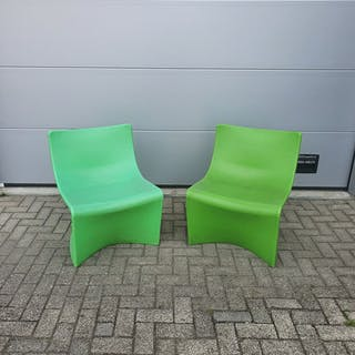 Angeli Pinaffo & Paolo Scagnellato - Sokoa - Poltrona (2) - Space chair