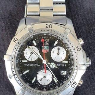 TAG Heuer - 2000 Series Professional - CK1110/0 - Herren - 2000-2010