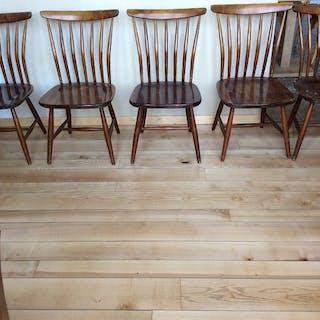 GUNNAR EKLÖF - Akerblom - Stuhl, vom Wohnzimmer (5)