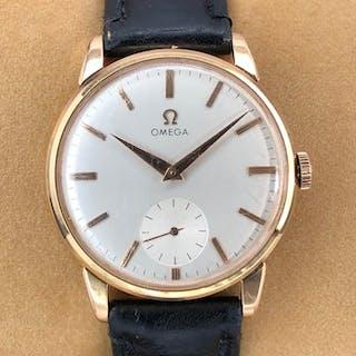 Omega - 18k - 2894 - Unisex - 1950-1959