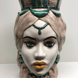 Caltagirone - Vase - Keramik