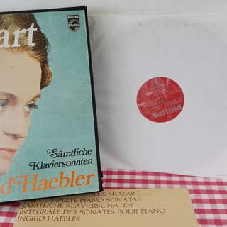 Mozart,Anda,Chopin,Haebler,Horowitz - Diverse Künstler...