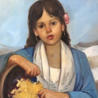 Giovanni Pane (1928 - 2010) - Figura femminile