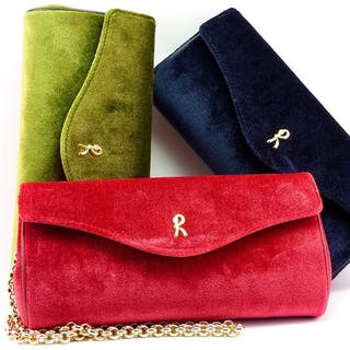 Roberta Di Camerino - Collection of Albanese Clutch